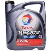 Total Quartz Ineo ECS 5W-30 Motorolja - 5 Liter 83 kr/L